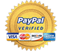 PayPal Verified Trust Seal